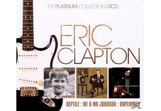 Eric Clapton - The Platinum Collection [CD]