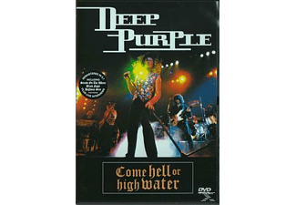 Deep Purple - COME HELL OR HIGH WATER [DVD]