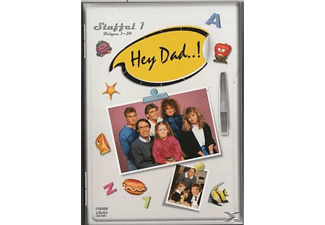 HEY DAD! - STAFFEL 1 (1-39) - (DVD)