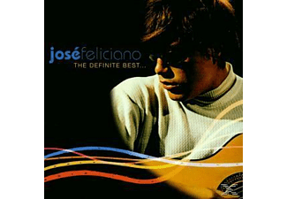 José Feliciano - THE DEFINITE BEST [CD]