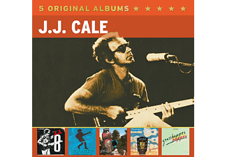 J.J. Cale - 5 Original Albums [CD]