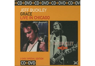 Jeff Buckley - Grace/Live In Chicago [CD]