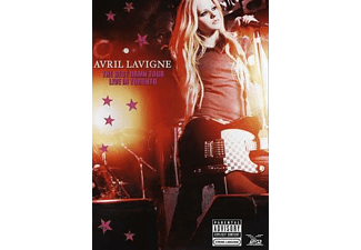 Avril Lavigne - THE BEST DAMN TOUR (LIVE IN TORONTO) [DVD]