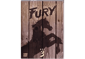 Fury - Season 3 - (DVD)