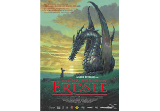 DIE CHRONIKEN VON ERDSEE (COLLECTOR S BOX) - (DVD)