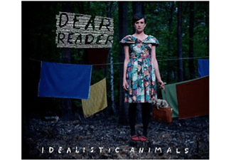 Dear Reader - Idealistic Animals [CD]
