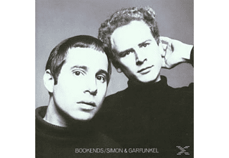 Simon & Garfunkel - Bookends [CD]