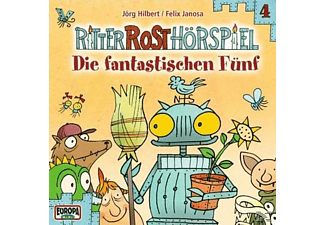 SONY MUSIC ENTERTAINMENT (GER) Ritter Rost 4: Die fantastischen Fünf