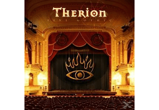 Therion - Live Gothic - (DVD)