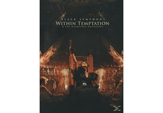 Within Temptation - BLACK SYMPHONY [DVD]