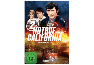 Notruf California - Staffel 2.2 [DVD]