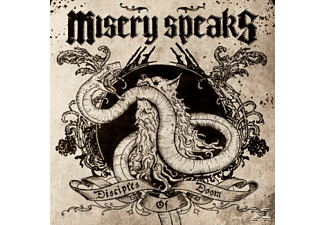 Misery Speaks - DISCIPLES OF DOOM [CD]