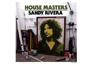 Sandy Rivera - House Masters: Sandy Rivera [CD]