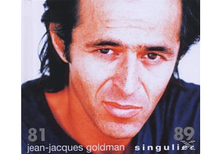 Jean-jacques Goldman - Singulier 81-89 [CD]