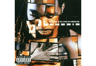 Busta Rhymes - Genesis / Dirty-Version [CD]