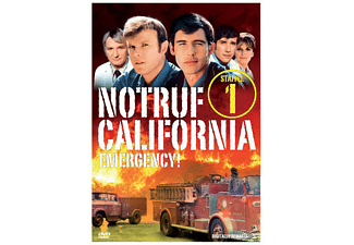 Notruf California - Staffel 1 - (DVD)