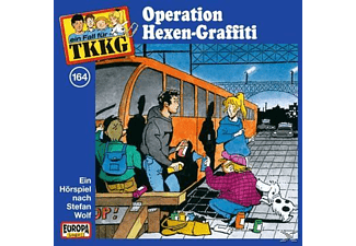 TKKG 164: Operation Hexen-Graffiti - (CD)