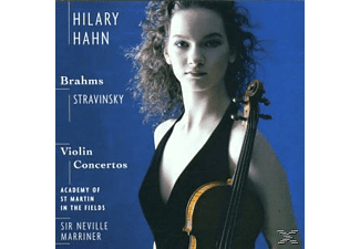 Hilary Hahn - Violin Concertos [CD]