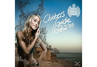 VARIOUS - Clubbers Guide Ibiza 2009-Mixed By Dahlbäck & Diaz [CD]