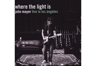 John Mayer - Where The Light Is: John Mayer Live In Los Angeles [CD]