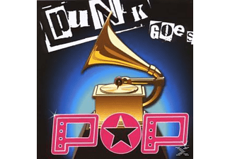 VARIOUS - Punk Goes Pop [CD]