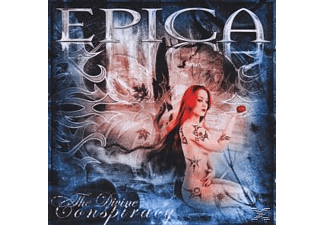 Epica - The Divine Conspiracy - (CD)
