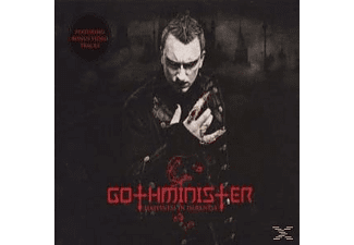 Gothminister - Happiness In Darkness [CD]