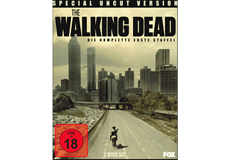 The Walking Dead - Staffel 1 (Special Uncut Version) [DVD]
