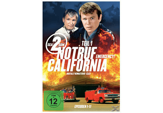 Notruf California - Staffel 2.1 [DVD]