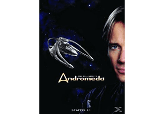 ANDROMEDA - SEASON 1.1 (GENE RODDENBERRY) [DVD]
