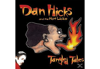 Dan & The Hot Licks Hicks - Tangled Tales [CD]