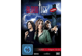 BLOOD TIES - STAFFEL 1.2 (12-22) [DVD]