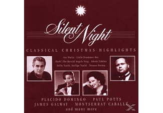 Various - Silent Night-Classical Christmas Highlights [CD]