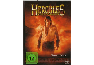 Hercules: The Legendary Journeys - Staffel 4 [DVD]