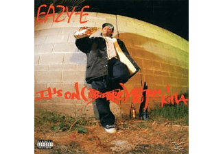 Eazy - It's On (Dr.Dre) 187umkilla [CD]