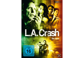 L.A.CRASH - DIE SERIE 1.STAFFEL [DVD]