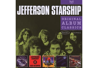 Jefferson Starship - ORIGINAL ALBUM CLASSICS [CD]