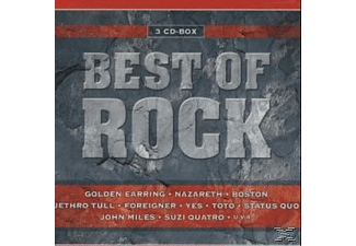 VARIOUS - Best Of Rock [CD]