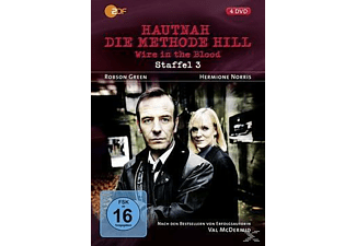 Hautnah - Die Methode Hill - Staffel 3 - (DVD)