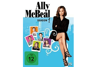Ally McBeal - Staffel 1 [DVD]