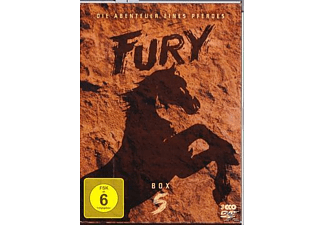 FURY - BOX 5 [DVD]
