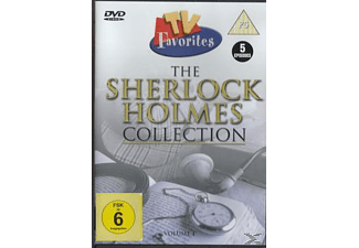 The Sherlock Holmes Collection Vol. 1 [DVD]