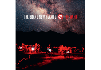 The Brand New Heavies - Forward! [CD]