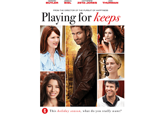 Playing For Keeps | DVD