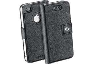Book Slim Zwart iPhone 4/4S