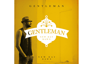 Gentleman - NEW DAY DAWN (LIMITED DELUXE EDITION) [CD]