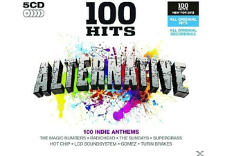VARIOUS - 100 Hits Alternative [CD]