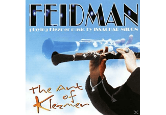Giora Feidman - The Art Of Klezmer - (CD)