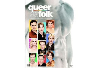 Queer as Folk - Staffel 3 [DVD]