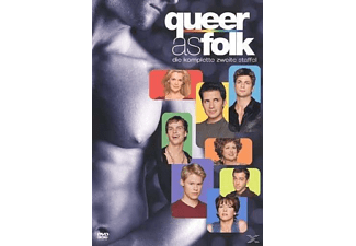 Queer as Folk - Staffel 2 [DVD]